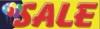 Sale Vinyl Banner - 3' x 10' - BBL