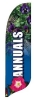 Annuals Quill Flag Kit - 2' x 11'