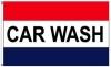 3x5' Car Wash Flag - Nylon
