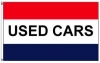 3x5' Used Cars Flag - Nylon