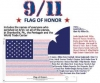 3x5' Flag of Honor - Nylon