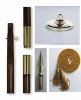 Indoor Accessory Hardware Set - Spear Finial