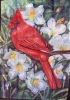 "25"" x 38"" Cardinal Decorative Banner"