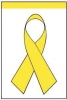 "Yellow Ribbon Garden Flag - 12"" x 18"""