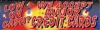 Low on Cash Fireworks Vinyl Banner - 3' x 10' - FWKS107
