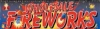 Wholesale Fireworks Vinyl Banner - 3' x 10' - FWKS103
