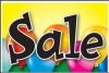 "Sale Coroplast Yard Sign - 18"" x 24"" (BLNS)"