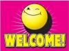 "Welcome Coroplast Yard Sign - 18"" x 24"" (KWSMW)"