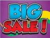 "Big Sale Coroplast Yard Sign - 18"" x 24"" (KWGVYBS)"