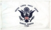 Coast Guard Flag - Nylon