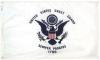Coast Guard Flag - Nylon