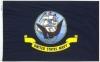 Navy Flag - Nylon
