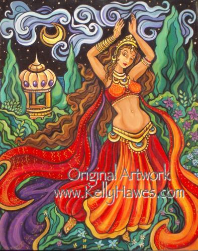 Beauty Dance Art