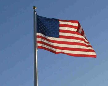 20x38' American Flag - Nylon