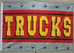 3x5' Trucks Flag