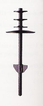 Ground Spike for Feather Flags