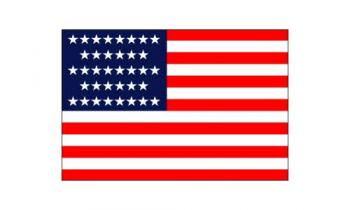 3x5' 36 Star American Flag - Nylon