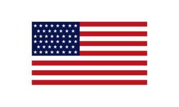 3x5' 46 Star American Flag - Nylon