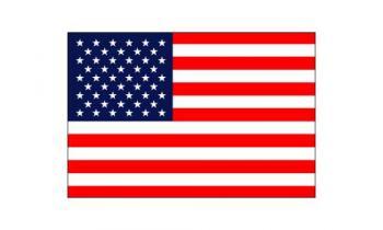 3x5' 50 Star American Flag - Nylon