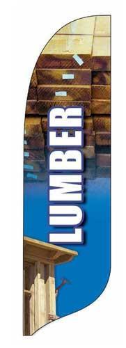Lumber Quill Flag Kit - 2' x 11'