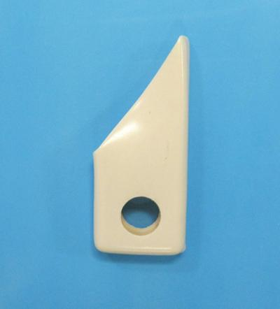 Snaphook Cover - White Neoprene