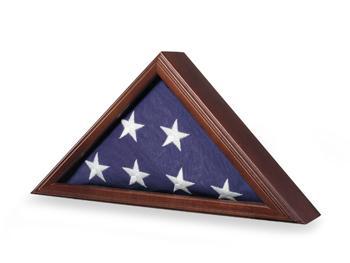 Capitol Flag Case - Cherry