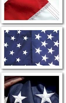 American Flag - <b>Signature Series</b> Nylon