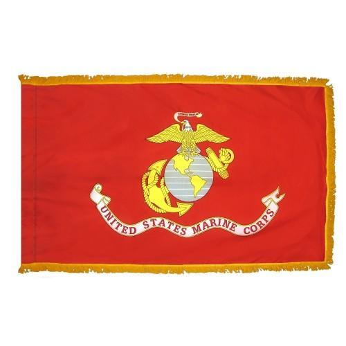 3x5' Marine Flag - Nylon Indoor