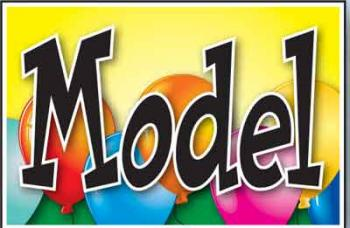 "Model Coroplast Yard Sign - 18"" x 24"" (BLNM)"