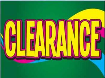 "Clearance Coroplast Yard Sign - 18"" x 24"" (KWCL)"
