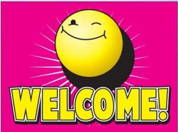 "Welcome Coroplast Yard Sign - 18"" x 24"" (KWSMW)"