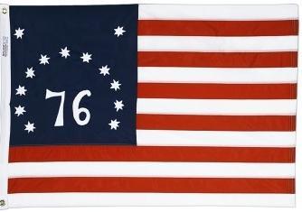 Bennington Flag - Cotton
