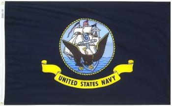 Navy Flag - Nylon