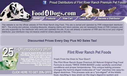Pet Food Designs