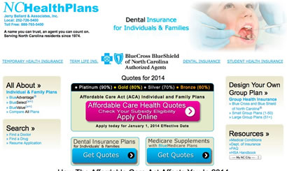Health Insurance Agent Designs