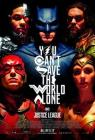 Justice League. Last showing Wednesday.