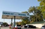 Marina 1.5 miles away
