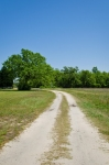 Easement on the South end of the farm provides access for neighbors