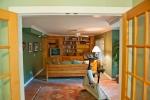 Entertainment/Cardio room in basement