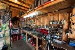 Shop & tool area