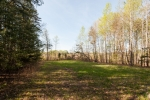 Small food plot area ideal for bowhunting