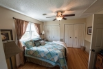 One of two guest bedrooms on second floor