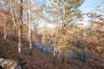 Bluff overlooking the duck swamp