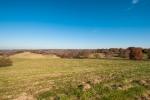 Stunning long range vistas