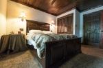 Master bedroom includes a cedar closet