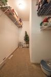 1st floor master closet