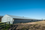 Former poultry barn- Fully refurbished and very clean, 45x400ft