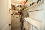 Guest bedroom/ office closet