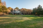 The home is privately located and ideally positioned atop one of the farm's highest elevations