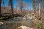 West fork of Reedy Fork Creek